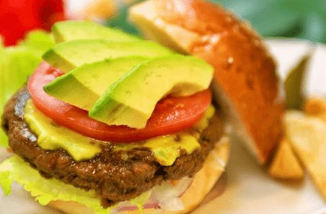 アボカドバーガー(Avocado Burger)